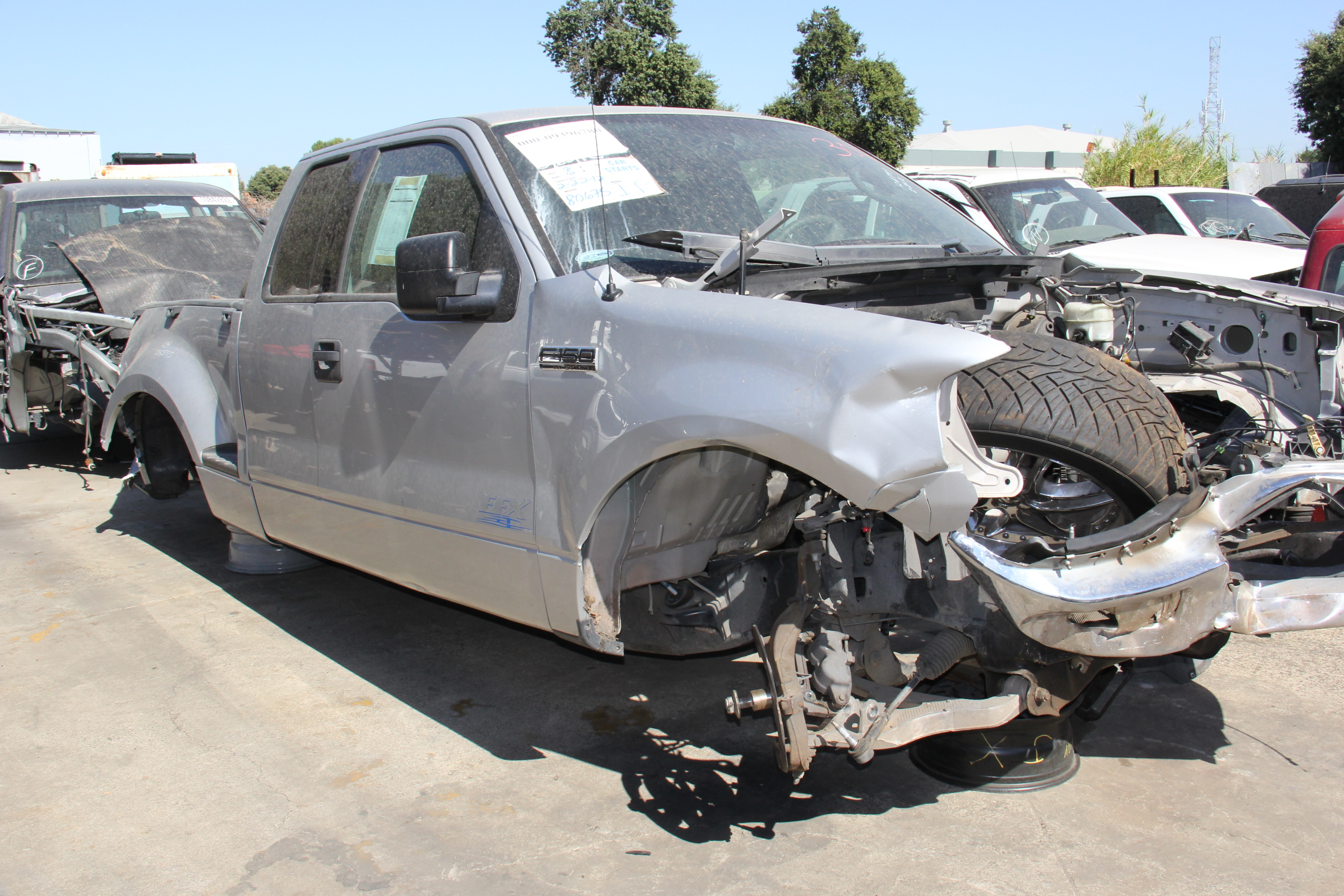 2004 Ford F 150 XLT 4DR 5 4L V8 Subway Truck Parts Inc