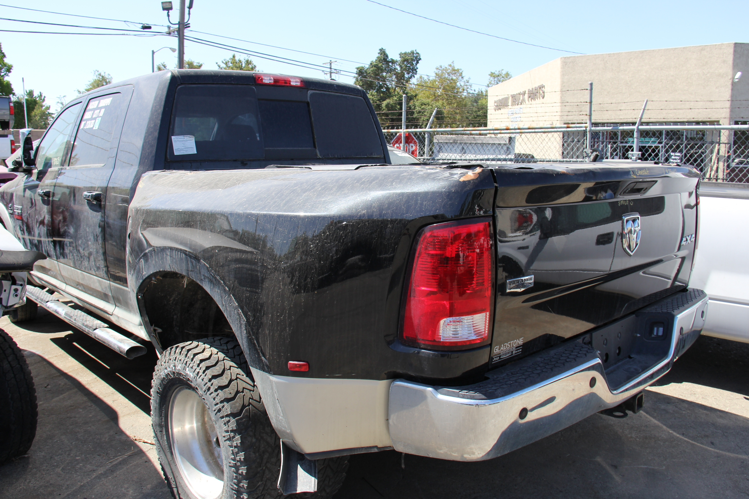 2011 dodge ram megacab 3500 dually 6 7l diesel subway truck parts inc auto recycling since. Black Bedroom Furniture Sets. Home Design Ideas