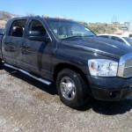 2008 Dodge Ram MegaCab 2500 5.7L V8 - Used Dodge Ram Mega Cab Parts