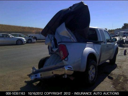 2009 Nissan Frontier King Cab 2WD 4.0L U2013 Used Nissan Frontier Parts In  Sacramento, CA