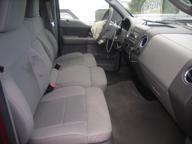 2007 ford f150 crew cab interior
