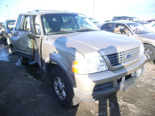 used 2002 ford explorer xlt 4.6l v8 5r55w truck parts | subway truck