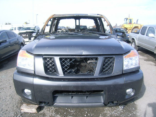 2008 nissan titan crew cab pro 4x off road 4x4 5 6l v8 subway truck parts inc auto. Black Bedroom Furniture Sets. Home Design Ideas