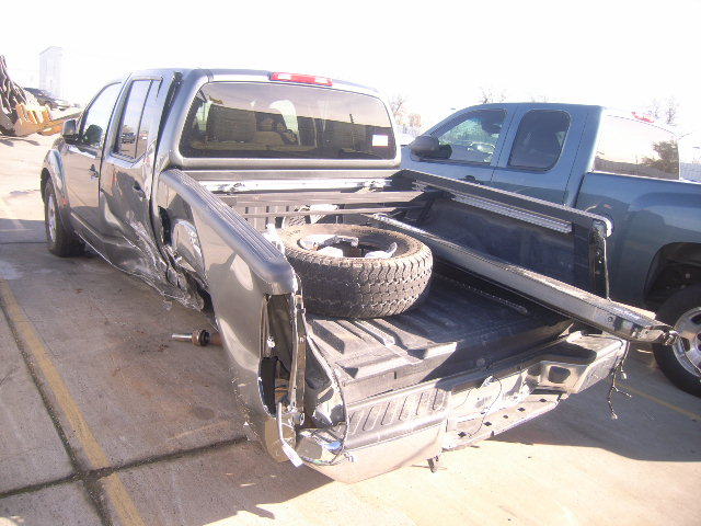 Used 2006 Nissan Frontier Crew Cab Se 40l V6 Salvage Parts Subway