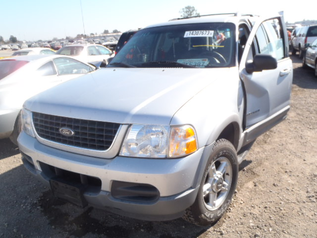 Used Ford Parts : Used ford explorer xlt l v r w salvage parts