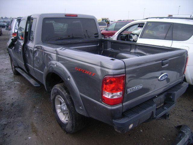 Ford Ranger Salvage Repairable: Used 2011 Ford Ranger 4.0L V6 5R55E Salvage Truck Parts