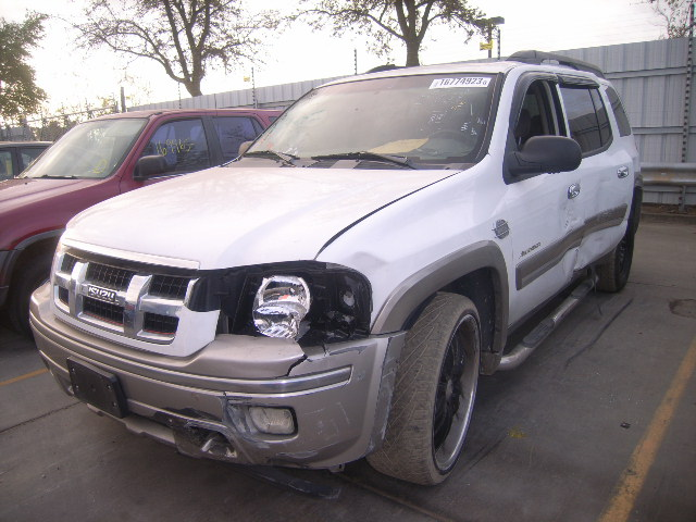 Used 2003 Isuzu Ascender Sport 4x4 42L V6 Salvage Parts in Sacramento – Isuzu Ascender 2003 Fuse Box