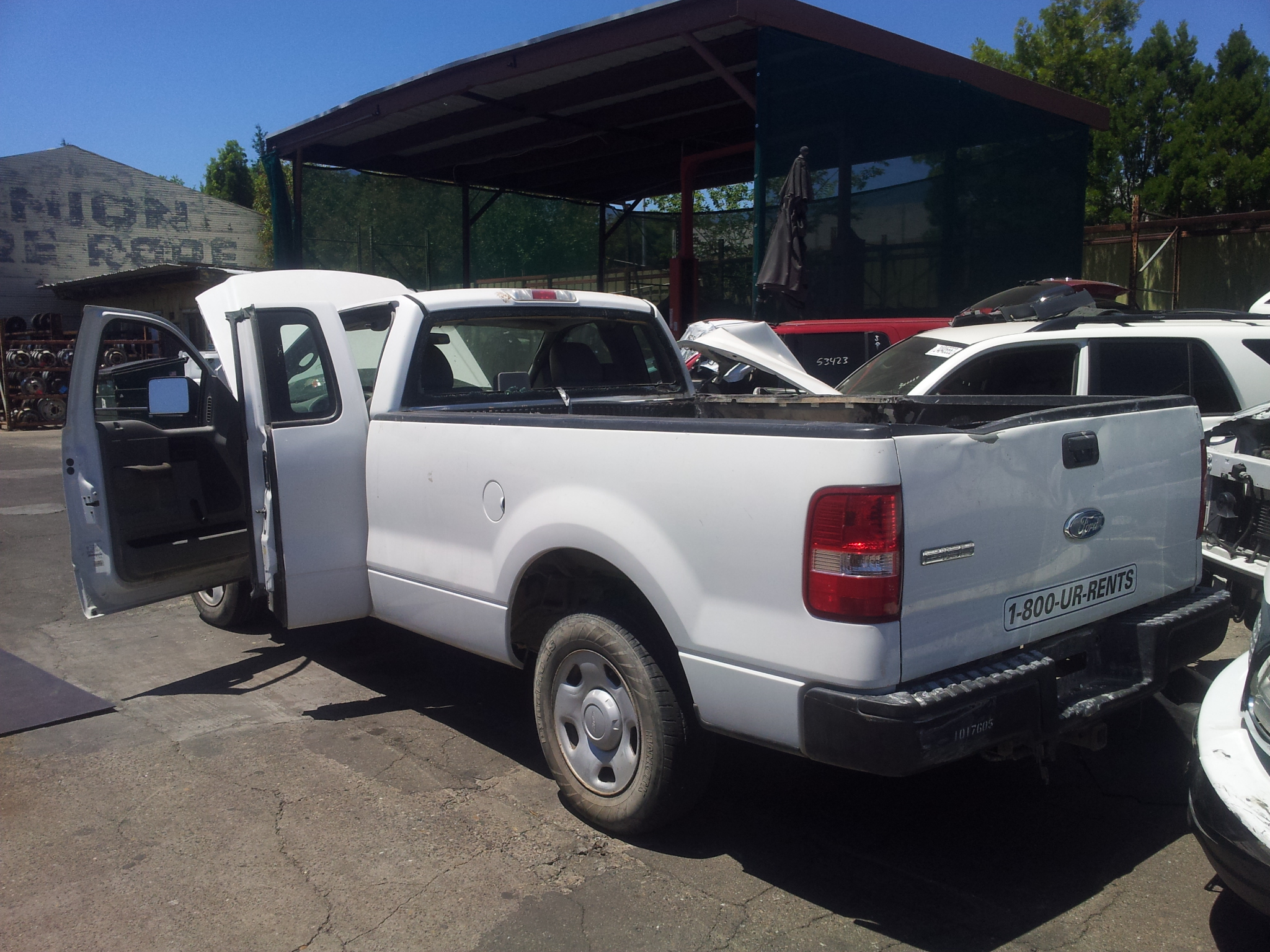 used parts 2007 ford f 150 4 2l v6 4r75e 4 speed auto subway truck parts inc auto. Black Bedroom Furniture Sets. Home Design Ideas