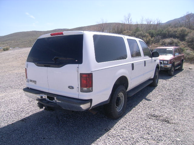 Used 2003 Ford Excursion Parts Sacramento 6 8l 10 415 V10 4r100