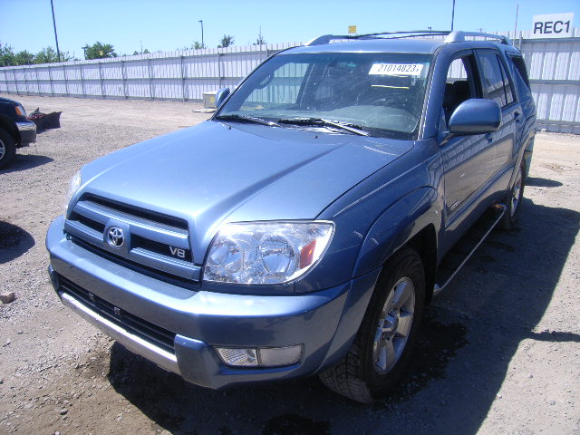 Nissan Frontier Pro 4x >> Used 2003 Toyota 4Runner Parts Sacramento - 4.7L V8 A750E