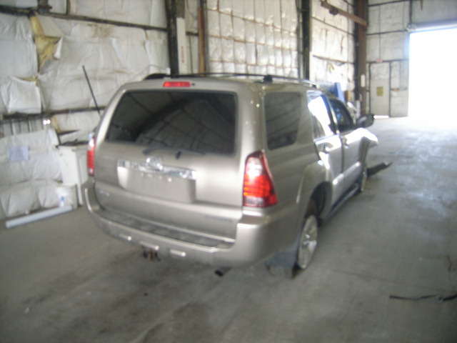 Used Parts 2006 Toyota 4Runner 4x4 4 0L V6 A750F
