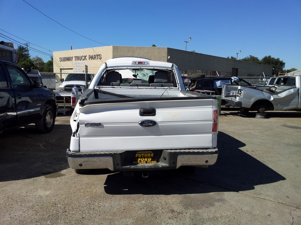 Used Parts 2013 Ford F150 XLT 4x4 3.5L Twin Turbo Ecoboost ...