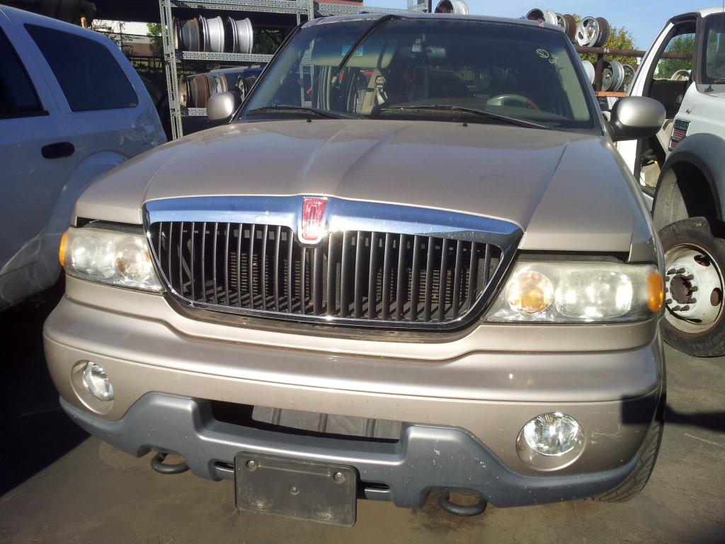 Used Parts 2000 Lincoln Navigator 4x4 5 4l V8 4r100