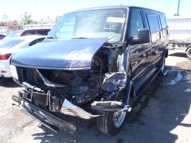 Used Parts 2005 Ford E250 Econoline Van VMI Conversion 54L V8 4R75E Auto