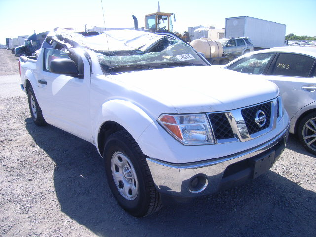 Used Truck Parts 2008 Nissan Frontier SE 2.5L Automatic ...
