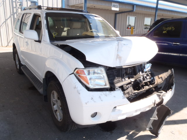 Used Parts 2005 Nissan Pathfinder 4x4 4 0l V6 Re5r05a
