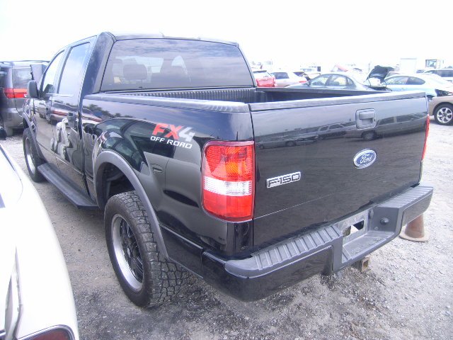 used parts 2005 ford f150 fx4 5 4l v8 4r75w automatic. Black Bedroom Furniture Sets. Home Design Ideas