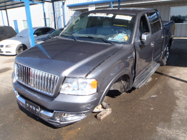 X on 2006 Lincoln Mark Lt Parts