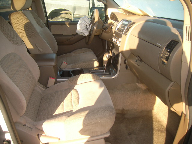 Parting Out 2005 Nissan Pathfinder 4 0l V6 Rer05a Auto