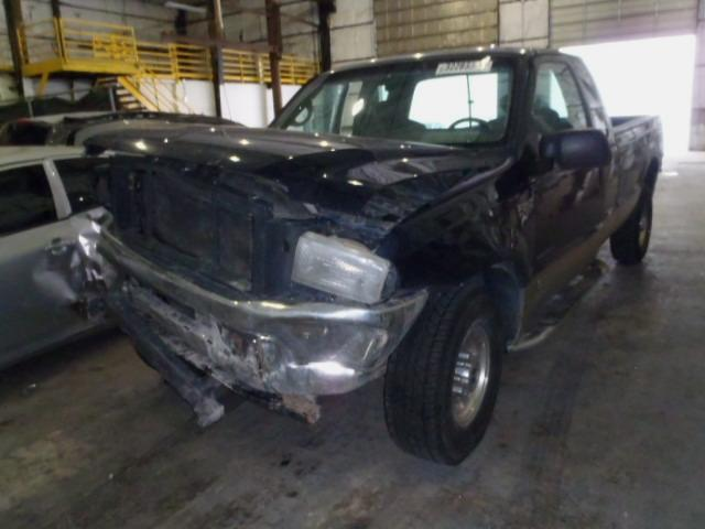 Parting Out 2001 Ford F250 Lariat 4x4 7 3l Powerstroke