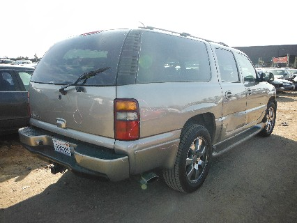 Used Parts 2001 GMC Yukon Denali AWD 6 0L V8 4L65E | Subway