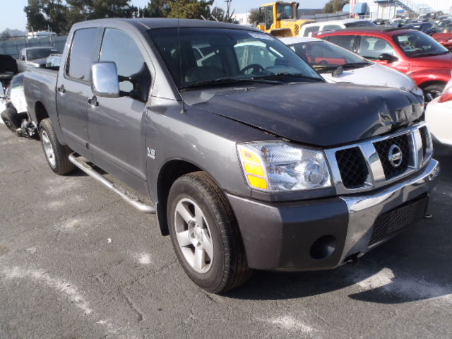 Parting Out 2004 Nissan Titan 5 6l V8 4x4 Salvage Parts