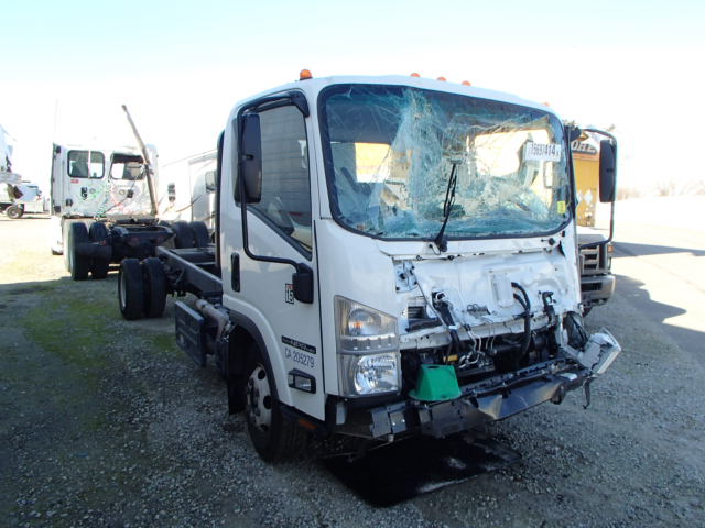 Parting Out 2012 Isuzu NPR HD 176WB 5 2L Turbo Diesel