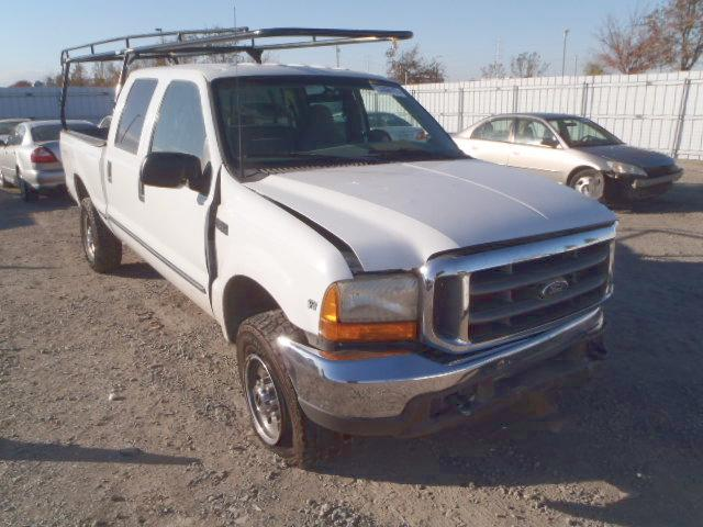 Parting Out 1999 Ford F250 Xlt 5 4l V8 4 4r100 Automatic