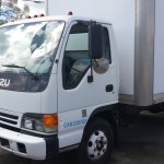 Parting Out 2000 Isuzu NPR Turbo Diesel Box Truck