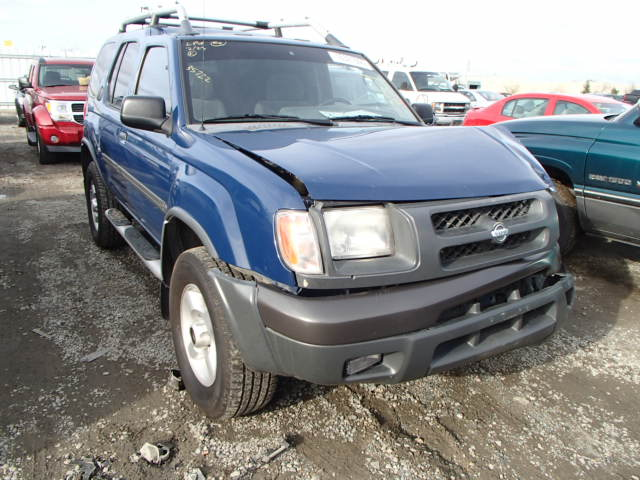 used parts 2001 nissan xterra 4x4 3 3l v6 4r01a auto. Black Bedroom Furniture Sets. Home Design Ideas
