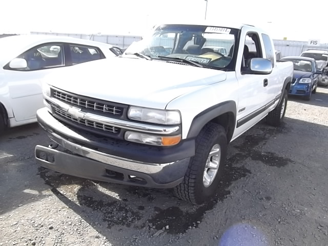 Parting Out 2001 Chevy Silverado Ls 1500 4x4 5 3l V8