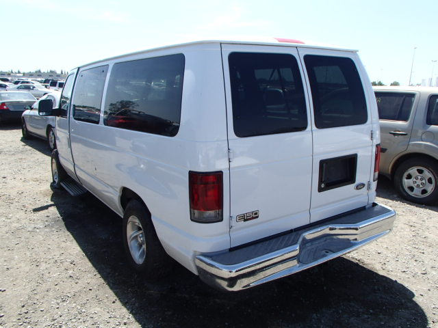 Used Salvage Parts 2003 Ford E150 Econoline XLT Van 5 4L V8