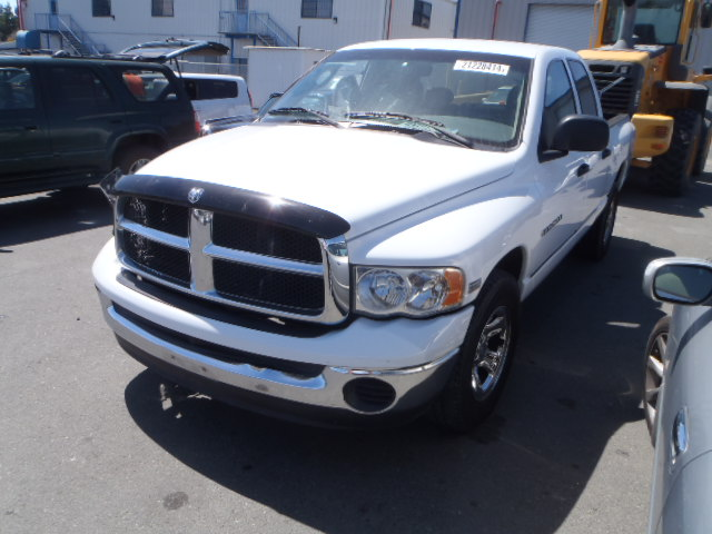 used parts 2004 dodge ram 1500 2wd 5 7l v8 hemi 45rfe automatic subway truck parts inc. Black Bedroom Furniture Sets. Home Design Ideas