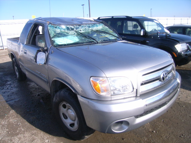Used Salvage Parts 2006 Toyota Tundra Sr5 2wd 4 0l V6