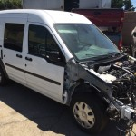 Parting Out 2013 Ford Transit Connect Van 2.0L 8,301 Original Miles