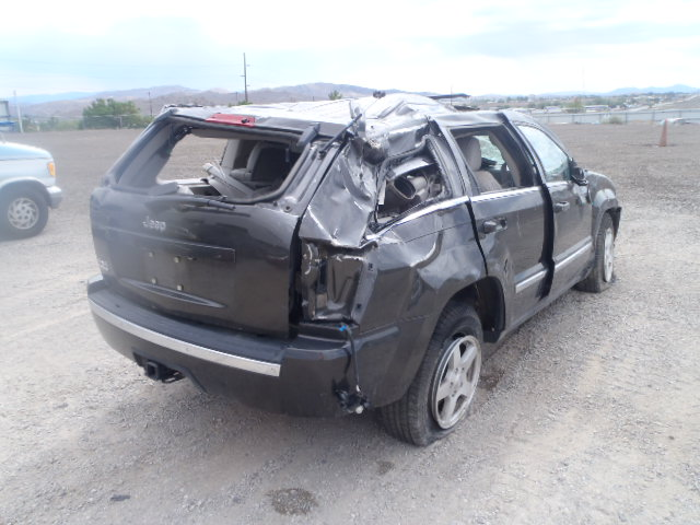 Used Parts 2006 JEEP GRAND CHEROKEE 4x4 4 7L V8 5-45RFE Automatic