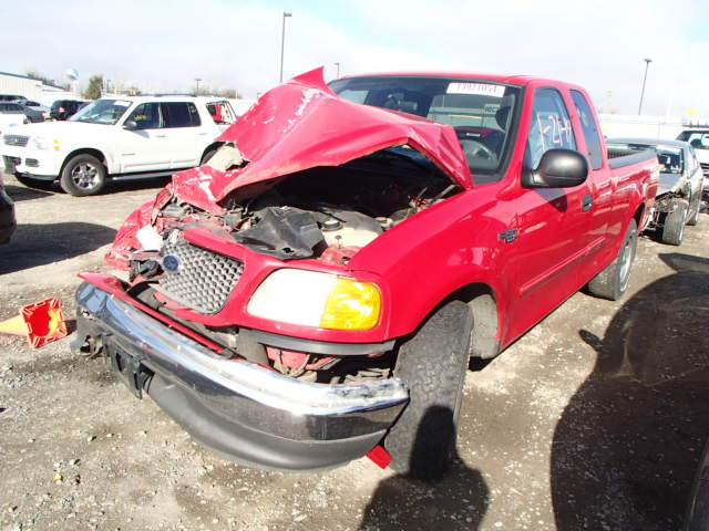 Salvage Used Parts 2001 Ford F150 Heritage Xlt 2wd 4 2l V6