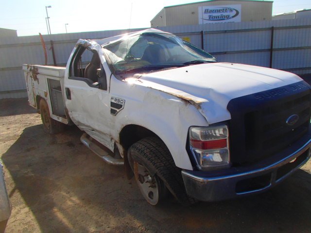 Used Parts 2008 Ford F350 2wd 5 4l V8 5r110w Torqshift Subway Truck Parts Inc