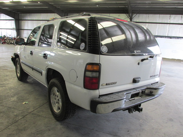 Used Parts 2004 Chevrolet Tahoe 4x4 5 3l Lm7 Complete