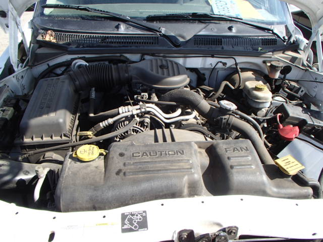 X on 90 Dodge Dakota 3 9 V6 Engine