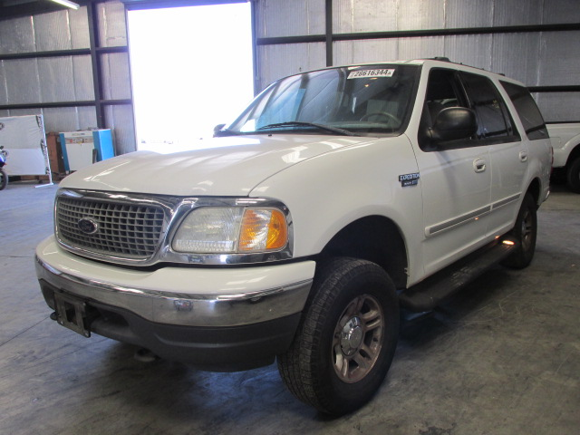 Used Parts 2002 Ford Expedition Xlt 4x4 5 4l V8 4r100