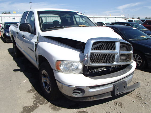 Used Parts 2005 Dodge Ram 1500 2wd 4 7l V8 Engine 5 45rfe