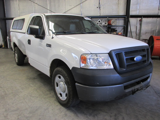 Used Ford Truck Parts : Used parts ford f xl wd l v r e automatic