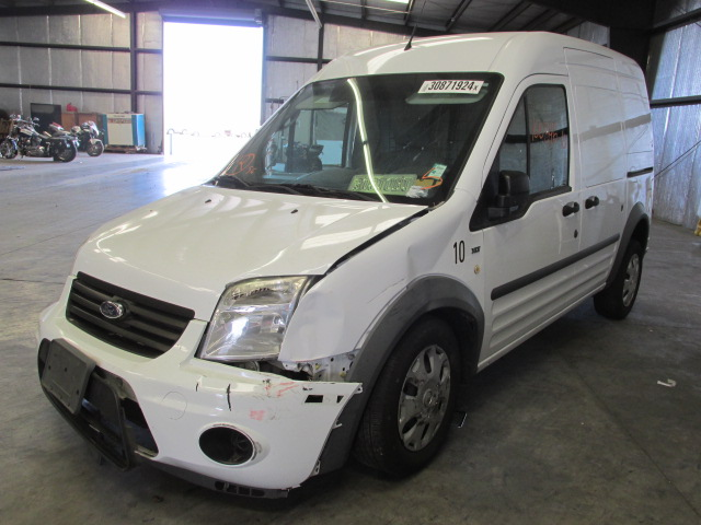 Used Parts 2010 Ford Transit Connect Xlt Cargo Van 2 0l