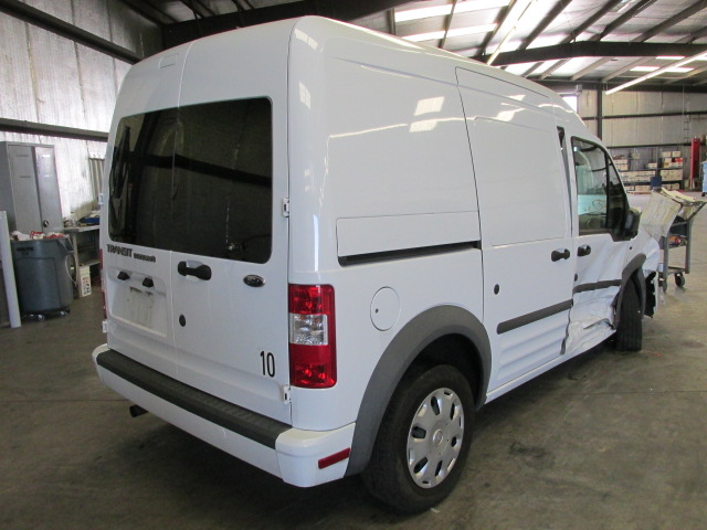 Used Nissan Armada >> Used Parts 2010 Ford Transit Connect XLT Cargo Van 2.0L Duratec 4F27E Auto | Subway Truck Parts ...