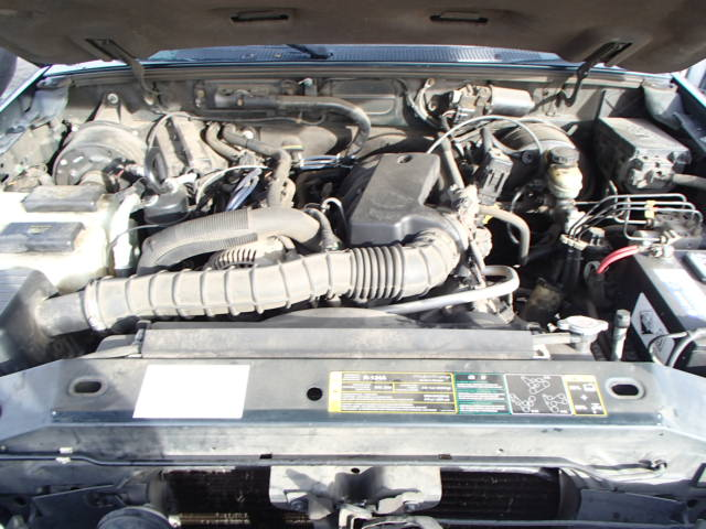 Used Parts 2004 Ford Ranger Xlt 3 0l V6 Engine 5r55e 5 Speed Automatic