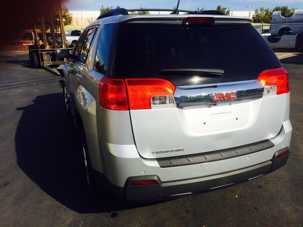 Used Parts 2014 Gmc Terrain Fwd 2 4l Nu6 Engine Automatic