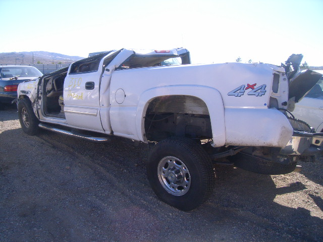 Used Parts 2005 Chevrolet Silverado 2500 6 6l Duramax