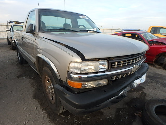 Used 2002 Chevy Silverado Parts