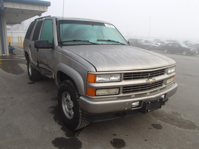 Used Salvage Parts 2000 Chevrolet Tahoe Z71 4x4 57L V8 Vortec 5700